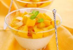 حلويات رمضانية طريقة تحضير المانجو