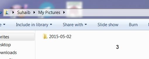 طريقة كيفية الصور الايفون الايباد