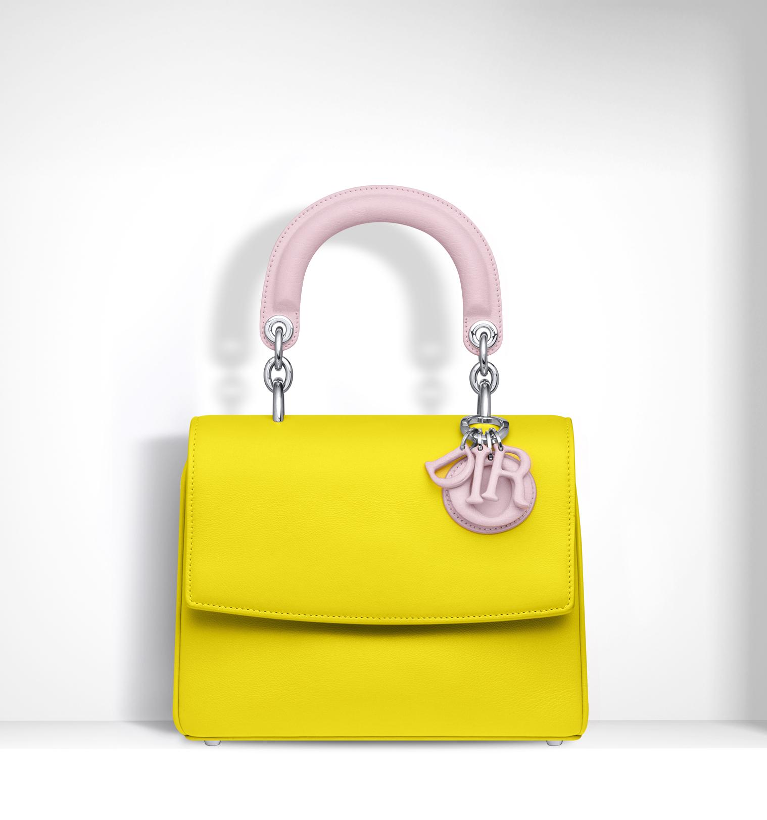 صفراء ماركة ديور yellow dior
