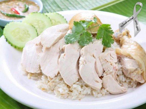 طريقة تحضير الرز بدجاج لمرضى