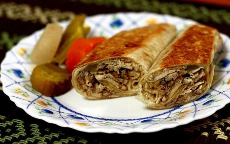 طريقة تحضير الشاورما الدونر التركي