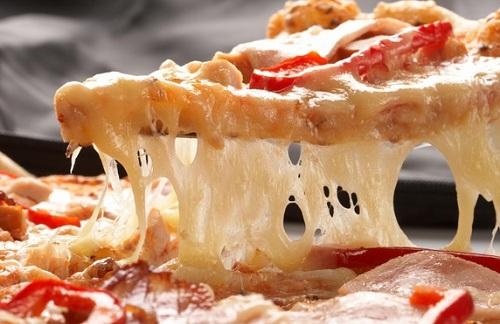 كيفية طريقة تسخين البيتزا الفطائر