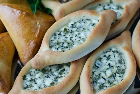 طريقة تحضير فطائر الجبنة الشامية