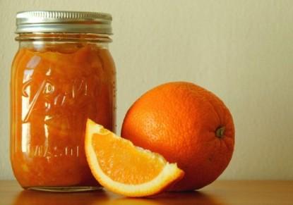طريقة تحضير مربى البرتقال سريع