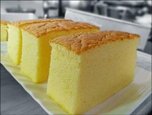 طريقة تحضير الكيكة الذهبية سهله