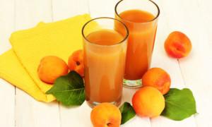 طريقة تحضير عصير المشمش سريع