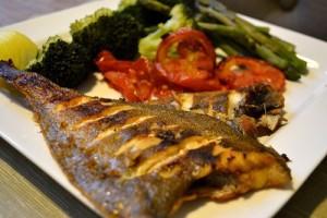 طريقة تحضير السمك الطريقة التركية