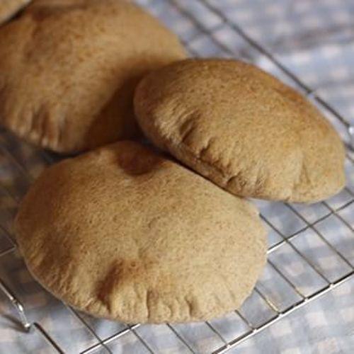 طريقة تحضير الخبز السوري الاسمر