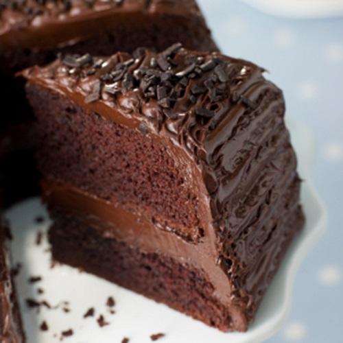 طريقة تحضير الشوكولا المحشي بالكريمة