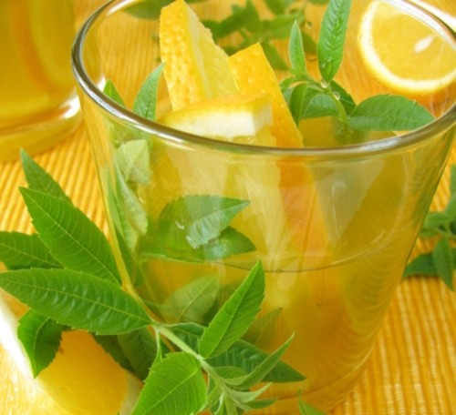 طريقة تحضير شراب الليمون بالميرمية