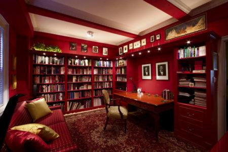احدث تصاميم مكتبات فخمة جديدة