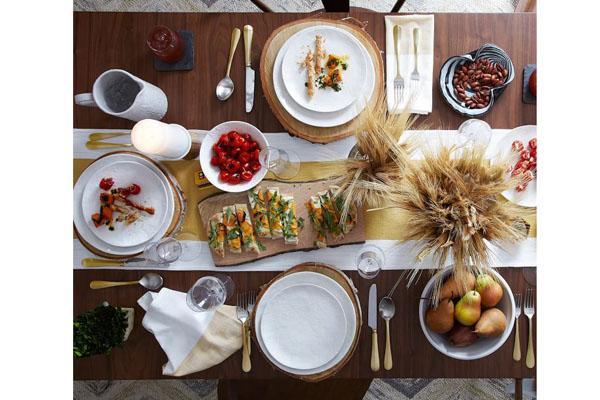 احدث اكسسوارات طاولات طعام فخمة