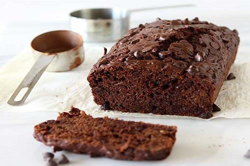 طريقة تحضير بالكوسا الشوكولاتة سريع
