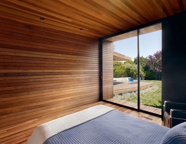 احدث ديكورات خشبية فخمة للبيوت