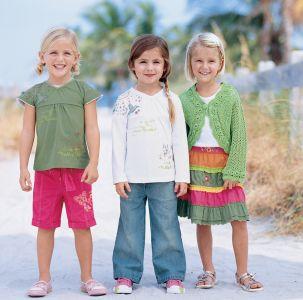 ازياء اطفال بنات صغار جديدة