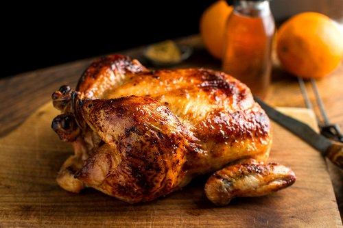 طريقة تحضير دجاج مشوي بالعسل