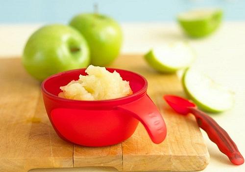 طريقة تحضير بوريه التفاح عصير