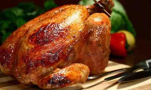 طريقة تحضير الدجاج المحمر بصلصة