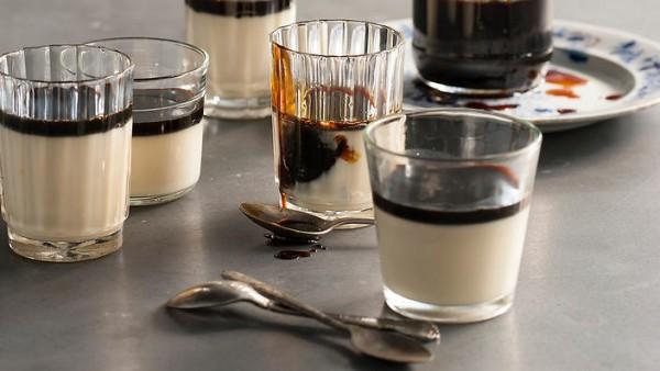 طريقة تحضير حليب الصويا بالقهوة