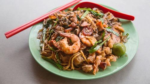 احلى اكلات سنغافورة