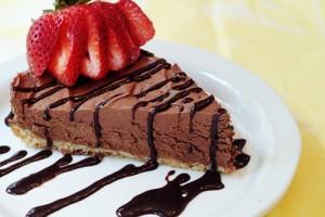 طريقة تحضير تشيز الشوكولاتة بالفرن