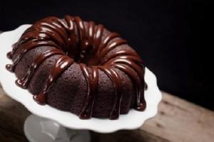 طريقة تحضير كيكة الشوكولاته السريعة