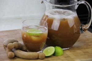 عصير التمر الهندي
