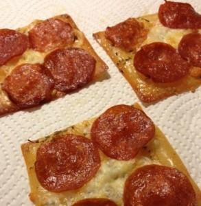 بيتزا بعجينة وانتون للحفلات منال
