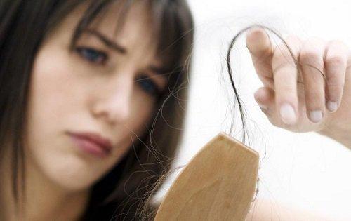 علاج تساقط الشعر النساء مجرب