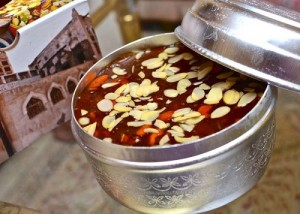 طريقة تحضير حلوى الصوغة البحرينية