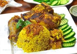 طريقة تحضير مصلي دجاج بحريني