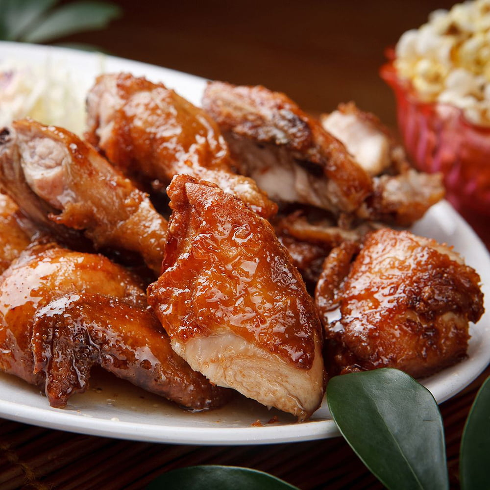 الدجاج المحمر منال العالم