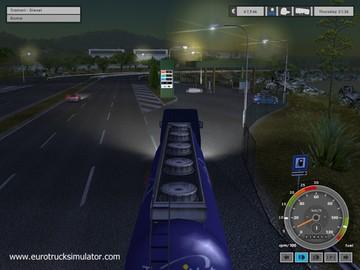 تحميل لعبة الشاحنات الكبيرة البضائع