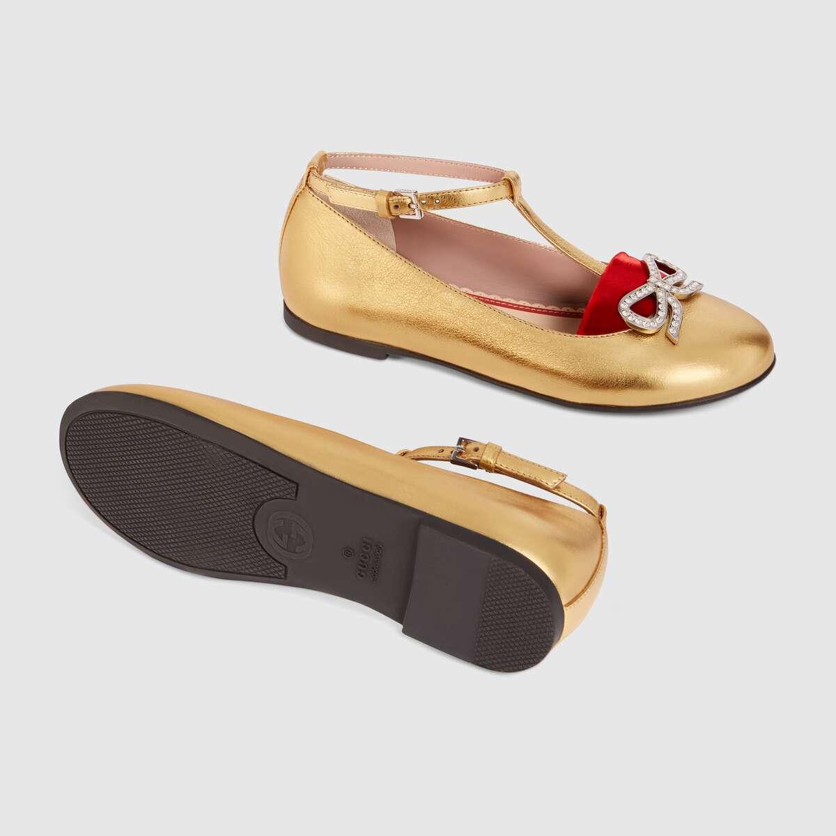 احذية اطفال ماركة غوتشي