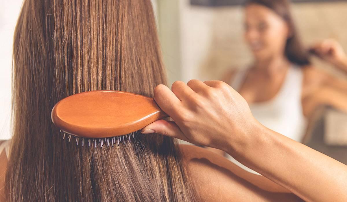 الطريقة الصحيحة لتسريح الشعر لايتساقط