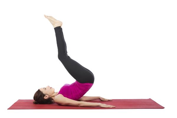 تمارين تقوية عضلات البطن للنساء